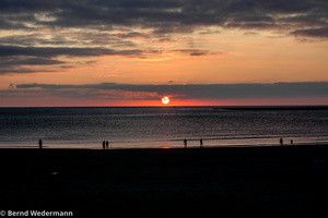 Borkum, Sunset (DSC 0180)